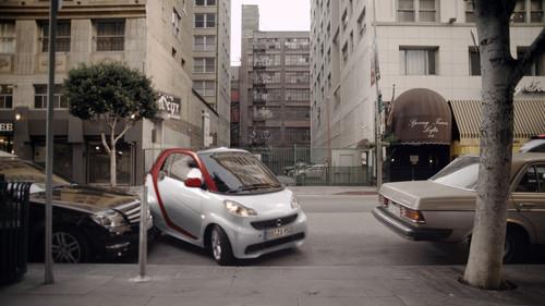 """Der TV-Spot """"Offroad"""" von Smart."""
