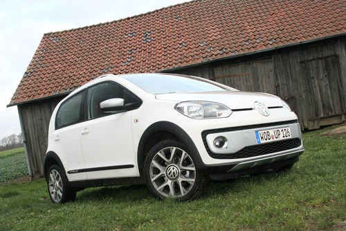 Volkswagen Cross-Up.