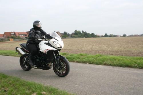 Triumph Tiger Sport.