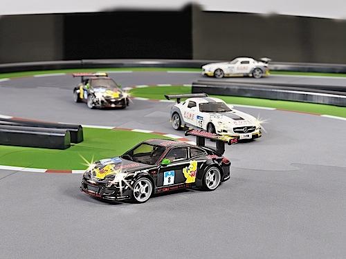 """""""Modellfahrzeuginnovation des Jahres 2013"""": Siku Racing von Siku."""
