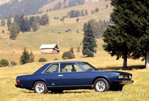 Fiat 130 3200 Coupé (1971 - 1972).