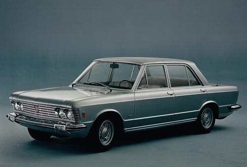 Fiat 130 2800 Limousine (1969 - 1971).