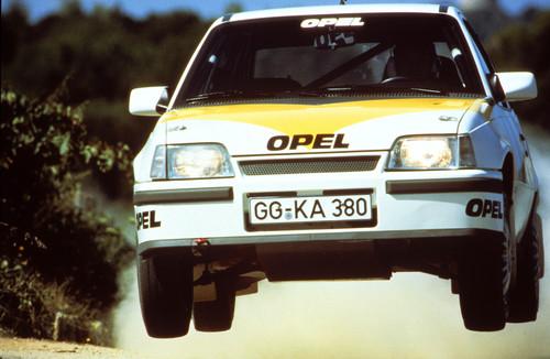 Opel Kadett GSi 16V.