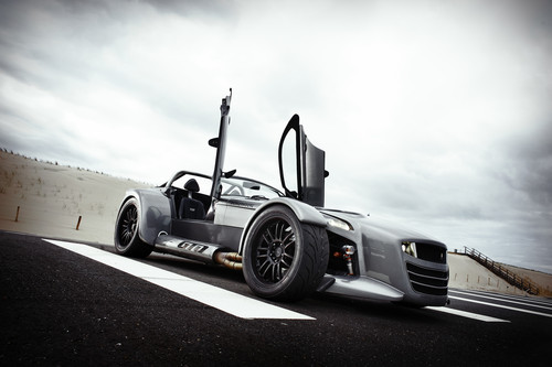 Donkervoort D8 GTO.