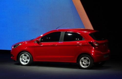 Ford Ka Concept.