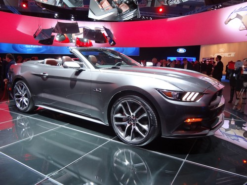 Ford Mustang Cabrio.