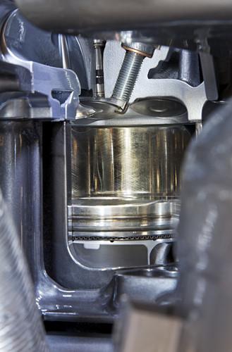 Opel-Motor 1.6 Ecotec Direct Injection Turbo.