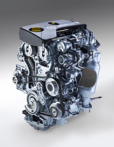 Dreizylinder 1.0 Ecotec Direct Injection Turbo von Opel.