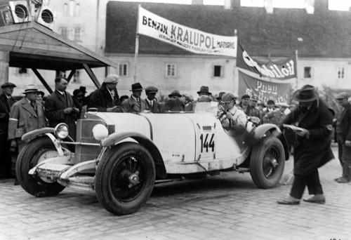 Mercedes-Benz SSK W 06 von 1928