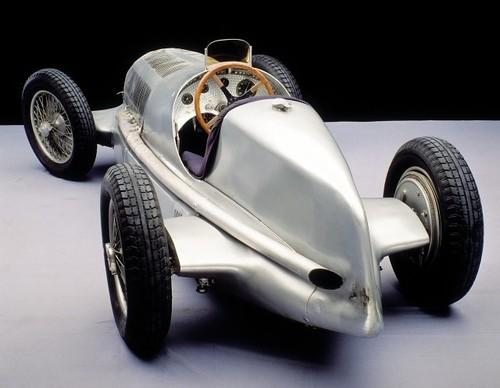 Mercedes-Benz W25, 1934-1936.