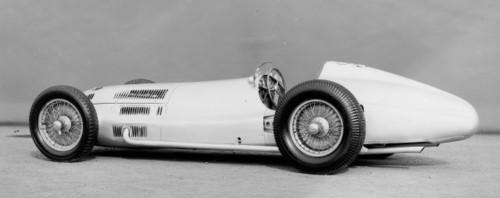 Mercedes-Benz W 154, 1938/39.