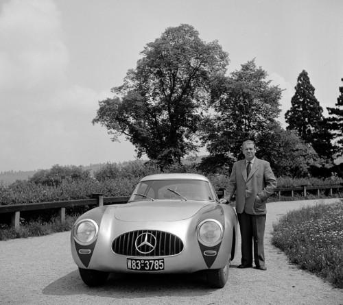 Mercedes-Benz 300 SL W 194, 1952.