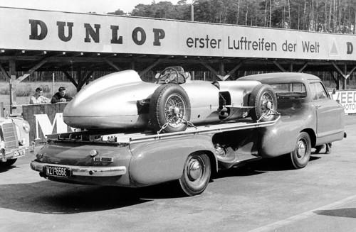Mercedes-Benz W 196 R, 1954,1955.