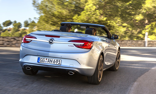 Opel Cascada 1.6 Ecotec DIT.