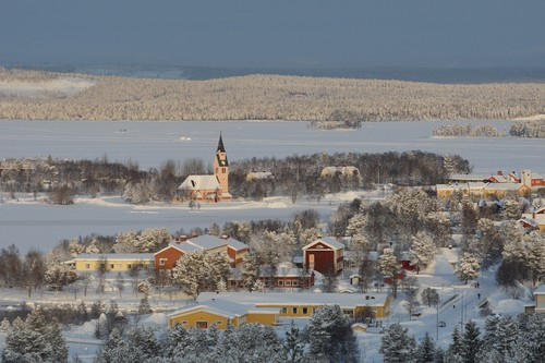 Erfahrung auf Eis 2012: Arvidsjaur.