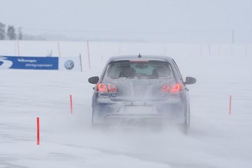 Erfahrung auf Eis 2012.