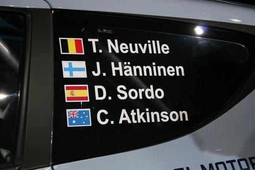 Hyundai Shell World Rally Team.