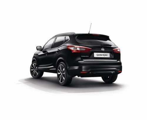 Nissan Qashqai Premier Limited Edition.