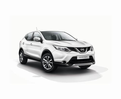 Nissan Qashqai Acenta+.