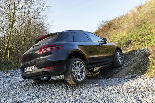 Porsche Macan S Diesel.