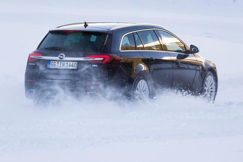 Opel Insignia OPC.