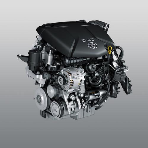 1,6-Liter-Diesel von Toyota.