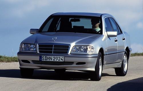 Mercedes-Benz C-Klasse (1993).