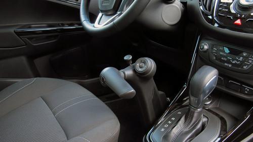 Für Menschen mit Mobilitätseinschränkungen: Ford B-Max von Veigel.