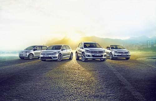 Volkswagen Cup-Sondermodelle.