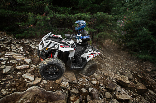 Polaris Scrambler XP 1000 EPS.