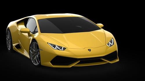 Lamborghini Huracàn.