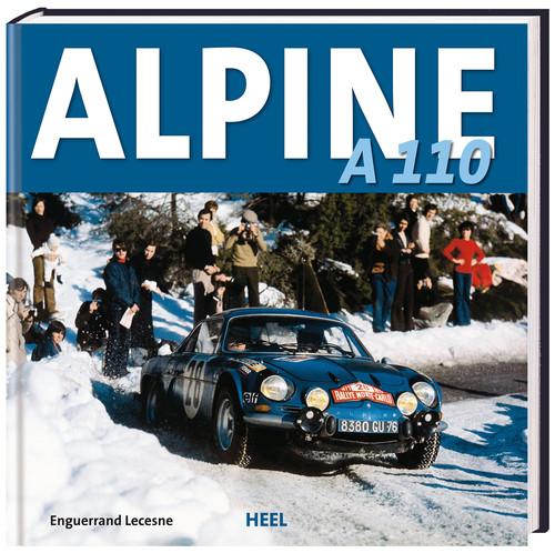 """""""Alpine A 110"""" von Enguerrand Lecesne."""
