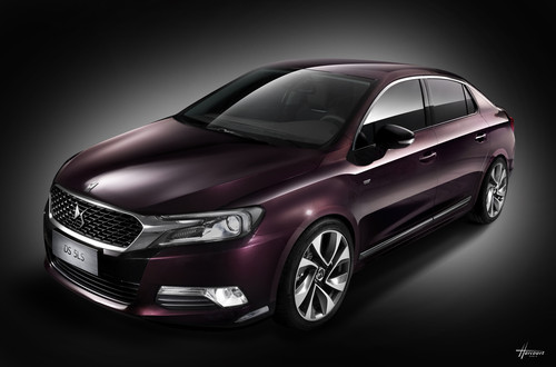 Citroen DS 5LS.