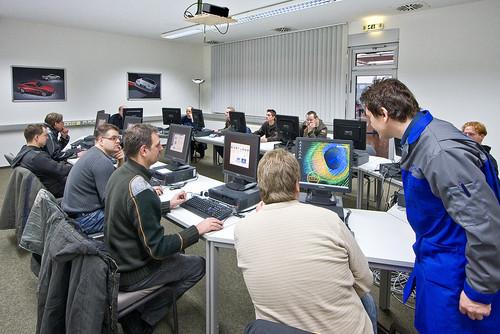 Hyundai-Kompetenzzentrum in Heilbronn.