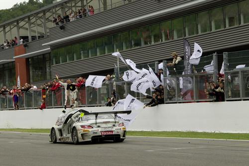 Mercedes AMG-Kundensport 2013.