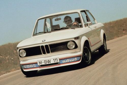 BMW 2002 Turbo von 1973.