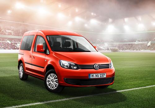 Volkswagen Caddy Soccer.