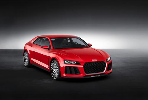 Audi Sport Quattro Laserlight Concept.