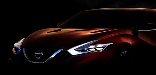 Nissan  Sport-Limousine Concept.