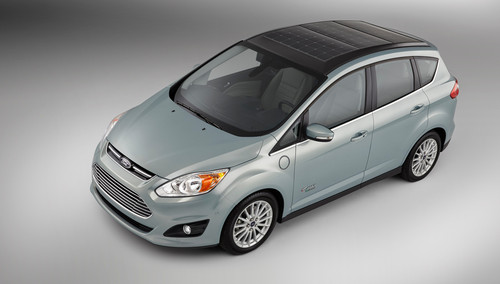 Ford C-Max Solar Energi Concept.
