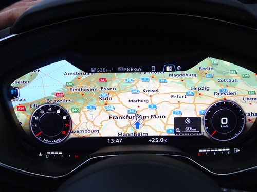 Neues Bedienkonzept beim nächsten Audi TT.
