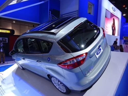 Ford C-Max Solar Energi-Studie.