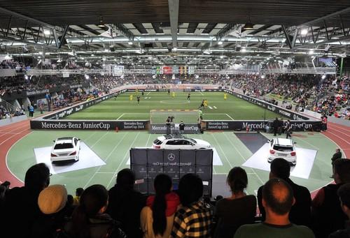 Mercedes-Benz JuniorCup 2014.