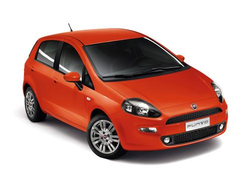 Fiat Punto Sport.