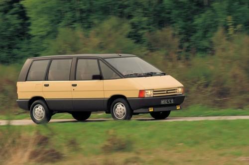 84er Jahrgang neu im H-Club: Renault Espace.