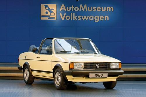 84er Jahrgang neu im H-Club: Volkswagen Golf II Cabrio