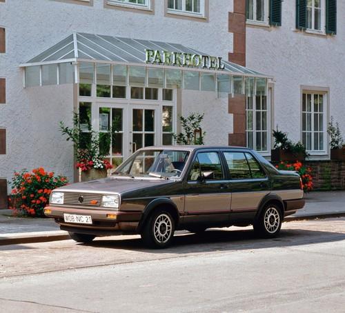 84er Jahrgang neu im H-Club: Volkswagen Jetta II.