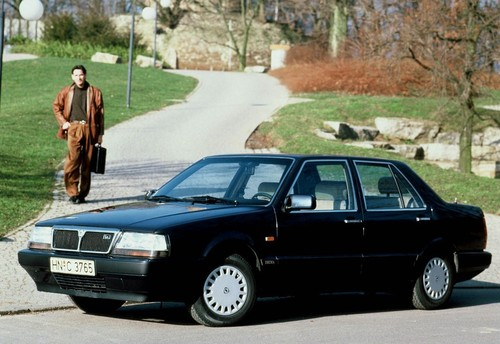 84er Jahrgang neu im H-Club: Lancia Thema 2.0 i.e.