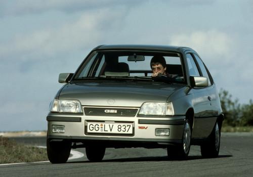 84er Jahrgang neu im H-Club: Opel Cadett GS.