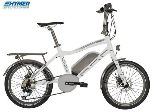 Hymer E-Bike.